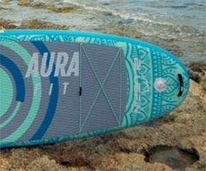 bluefin aura fit design