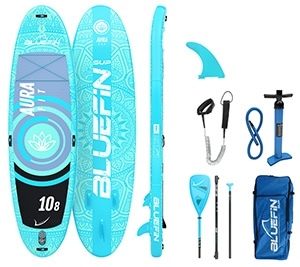 bluefin aura fit package