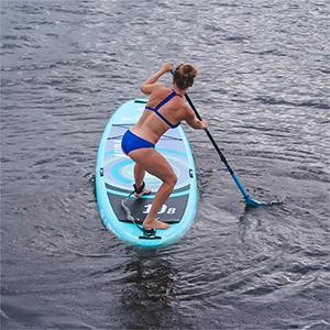 bluefin aura fit sup board